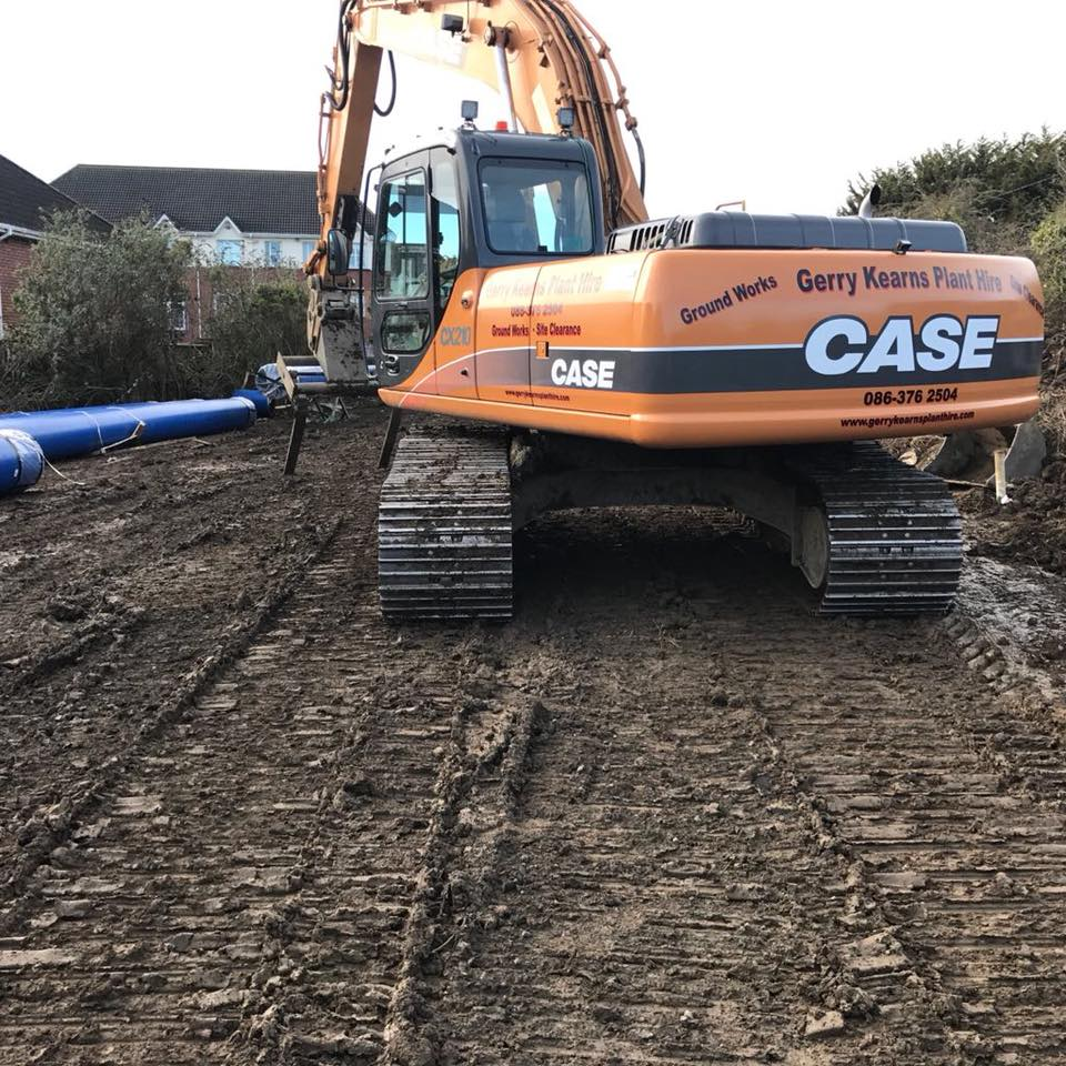 Kearns Gerry Plant Hire